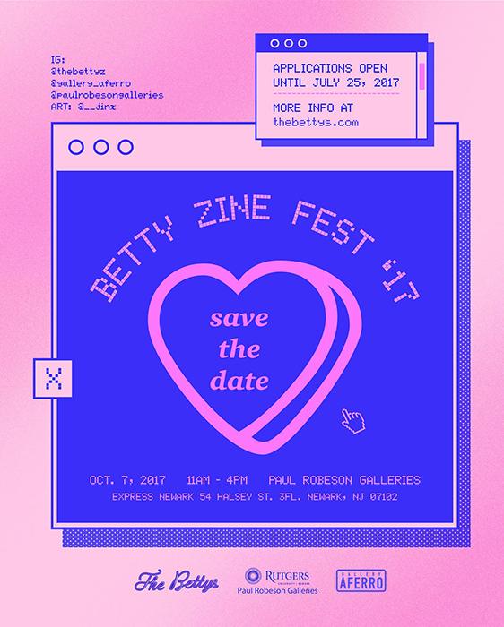 Zinefest 2017 Flyer Small