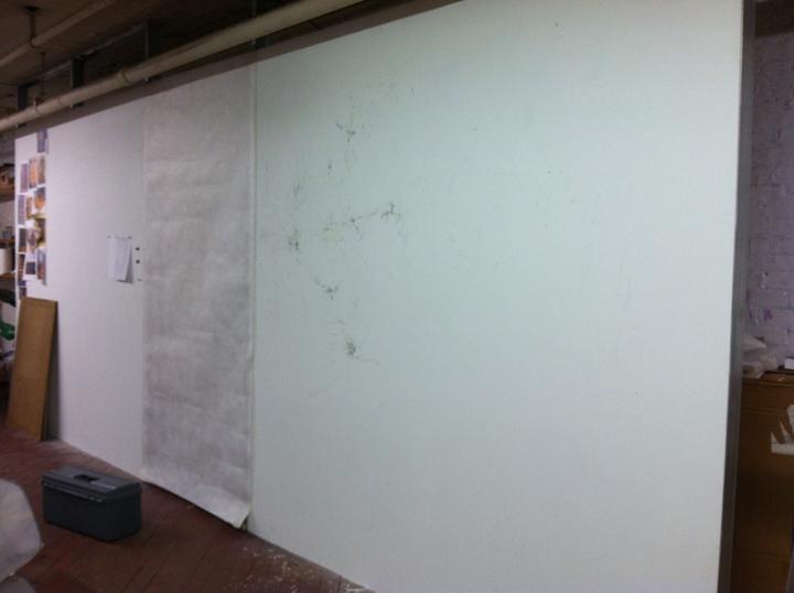 empty walls Aferro