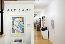 Art Shop splash