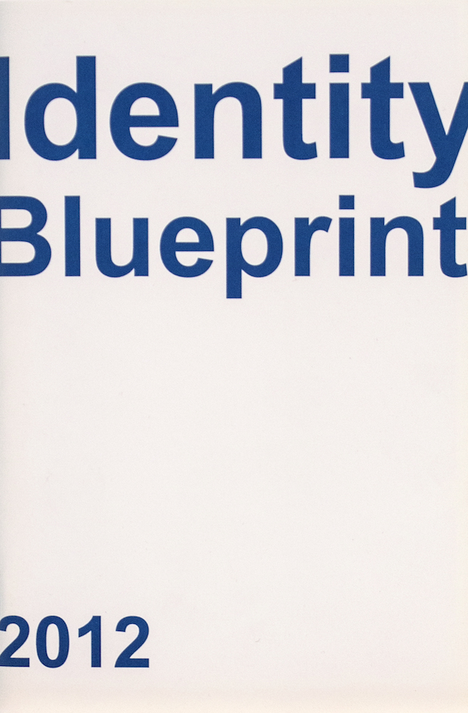 "Aferro Publication No. 20, ""Educational Handouts for Identity Blueprint"""