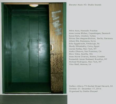 "Aferro Publication No. 26, Elevator Music 3 ""Studio Sounds"""
