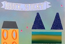 Quick Sticky by Dahlia Elsayed - RESIZED