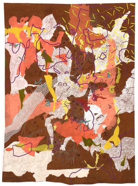 """""""Surge"""" 2005, Anne Q. McKeown"""