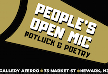Peoples Open mic - Thumb